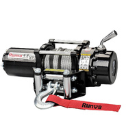 Runva 4.5XS 12V with Steel Cable
