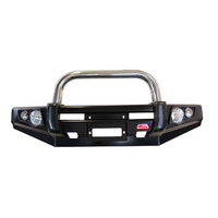 Toyota Hilux 05 (2005-2011) MCC 707-01 Falcon Bull Bar (Single Loop)