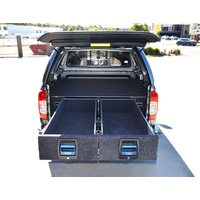 MSA 4x4 Double Drawer System for Ford Ranger PX & PXII