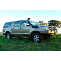 Safari Snorkel Toyota Hilux 25 Series 04/2005 Onwards 4.0L Petrol