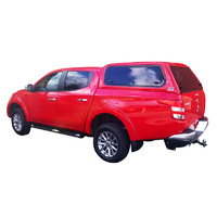 EGR Fleet Canopy Mitsubishi Triton MQ 2015 Onwards
